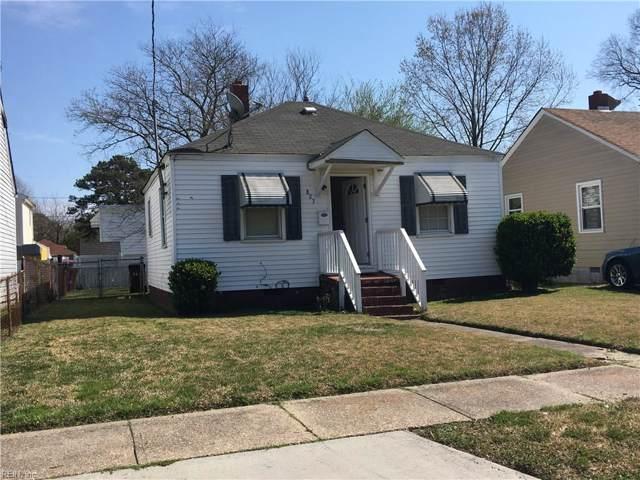 823 Quail Ave, Chesapeake, VA 23324 (#10299561) :: Berkshire Hathaway HomeServices Towne Realty