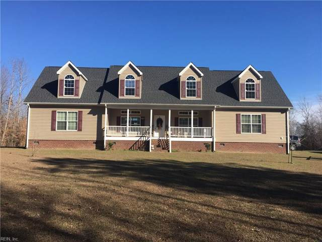 10145 New Rd, Southampton County, VA 23866 (#10299572) :: Berkshire Hathaway HomeServices Towne Realty