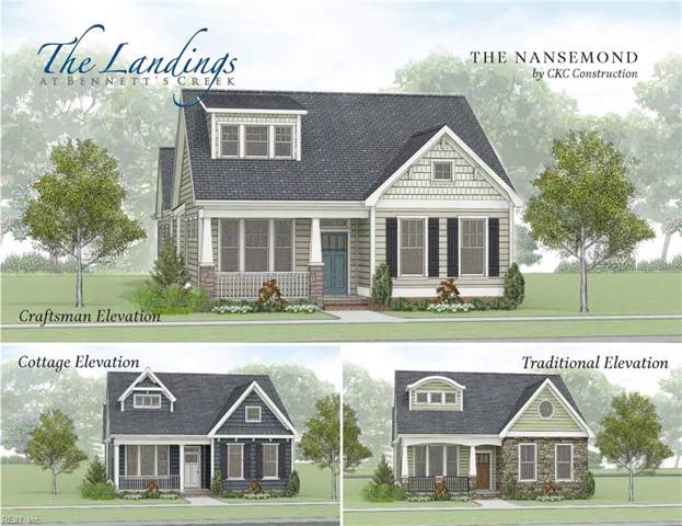 MM Nansemond In The Landings At Bennetts Creek, Suffolk, VA 23435 (#10299575) :: Austin James Realty LLC