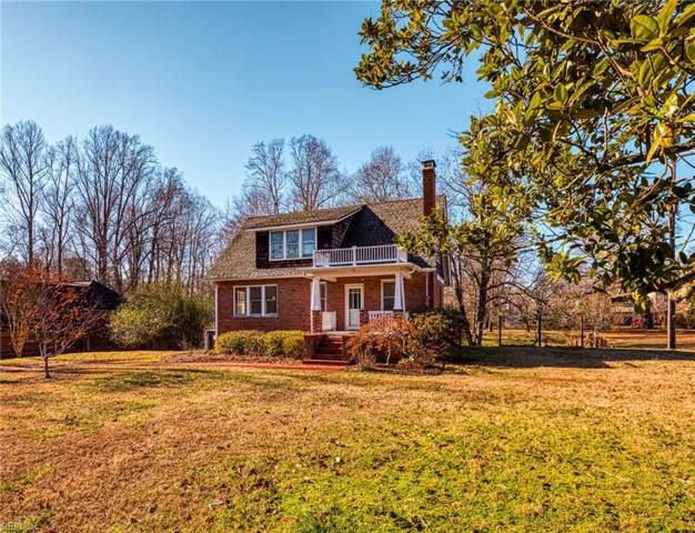 7346 Cary Ave, Gloucester County, VA 23061 (#10299584) :: AMW Real Estate