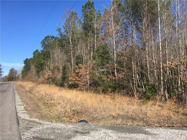 15.01 Acres New Rd, Southampton County, VA 23866 (#10299601) :: RE/MAX Central Realty