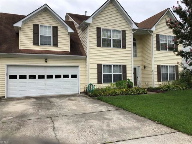 2422 Annie Cir, Chesapeake, VA 23323 (MLS #10299621) :: Chantel Ray Real Estate