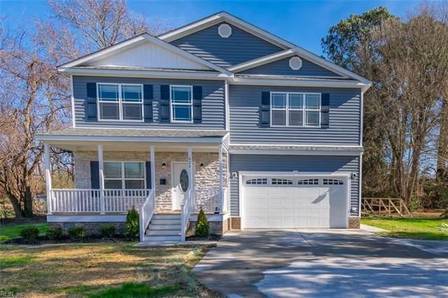 622 Vaughan Ave, Hampton, VA 23661 (MLS #10299672) :: Chantel Ray Real Estate