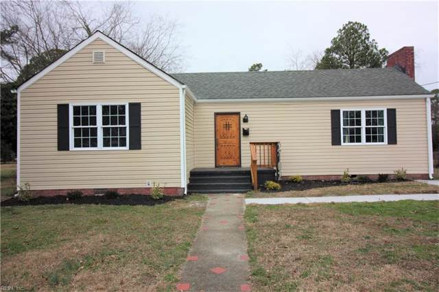 2102 Wyoming Ave, Portsmouth, VA 23701 (#10299681) :: Berkshire Hathaway HomeServices Towne Realty