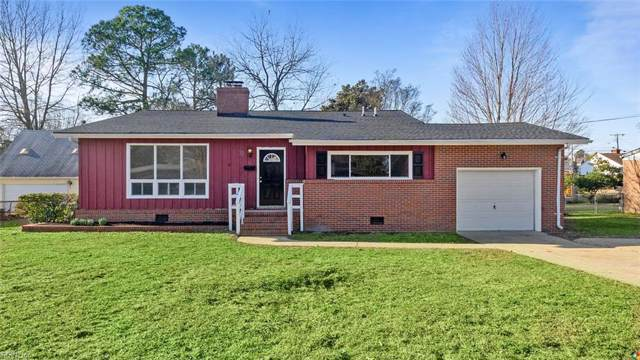 10 Barron Dr, Newport News, VA 23608 (#10299749) :: RE/MAX Central Realty