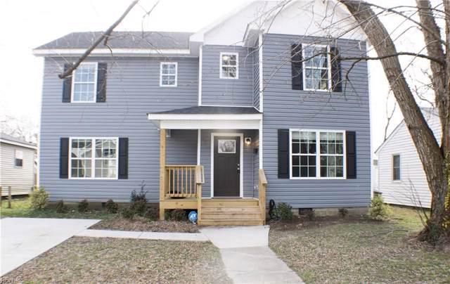 423 Rogers Ave, Hampton, VA 23664 (#10299764) :: RE/MAX Central Realty