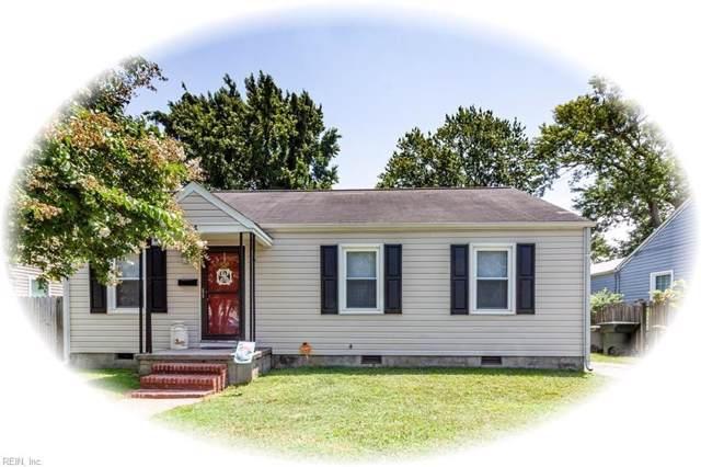 44 Cherry Acres Dr, Hampton, VA 23669 (#10299766) :: Kristie Weaver, REALTOR
