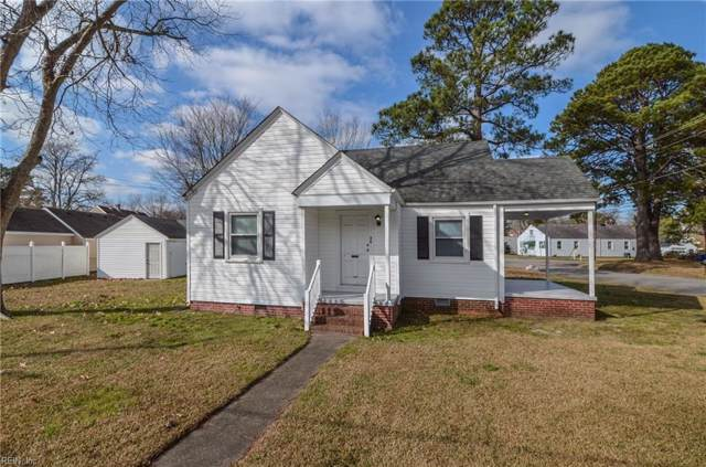 35 Byers Ave, Portsmouth, VA 23701 (#10299834) :: Berkshire Hathaway HomeServices Towne Realty