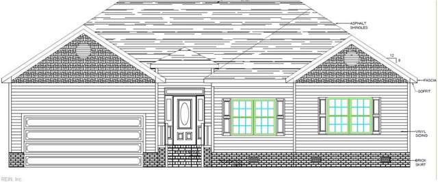 201 Landview Ln, Southampton County, VA 23851 (MLS #10299867) :: Chantel Ray Real Estate