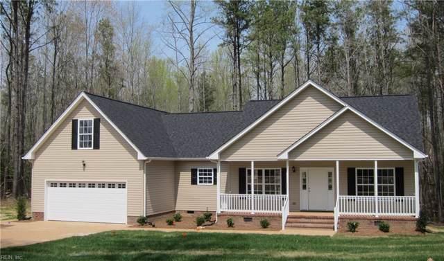 Lot 75 Thomas Jefferson Way, Gloucester County, VA 23061 (#10299881) :: Kristie Weaver, REALTOR