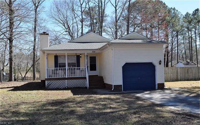 305 Bishop St, Chesapeake, VA 23323 (#10299882) :: Kristie Weaver, REALTOR