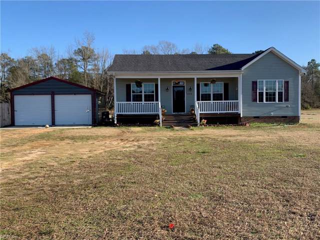 13116 Pinopolis Rd, Southampton County, VA 23827 (MLS #10299885) :: Chantel Ray Real Estate