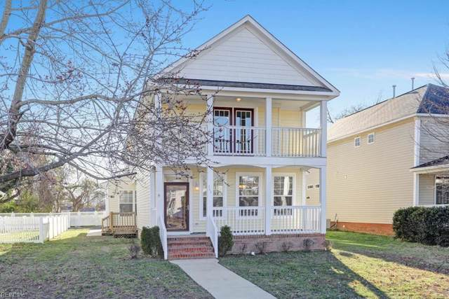 263 W Gilbert St, Hampton, VA 23669 (MLS #10299887) :: Chantel Ray Real Estate