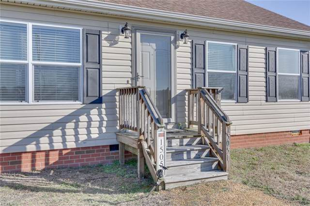 15051 Appleton Rd, Southampton County, VA 23866 (MLS #10299889) :: Chantel Ray Real Estate