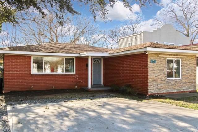 421 New York Ave, Norfolk, VA 23508 (#10299891) :: Berkshire Hathaway HomeServices Towne Realty