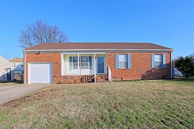 31 Harrogate Ln, Hampton, VA 23666 (MLS #10299909) :: Chantel Ray Real Estate
