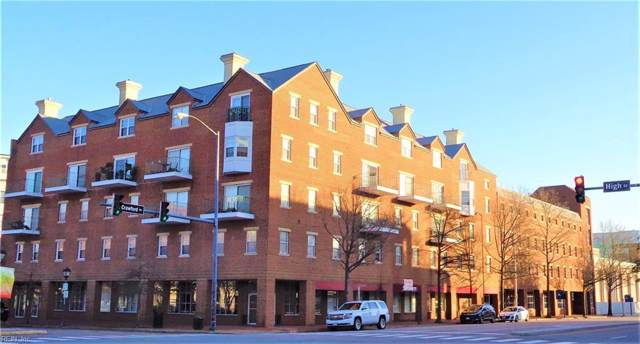 111 High St #205, Portsmouth, VA 23704 (#10299924) :: Atkinson Realty