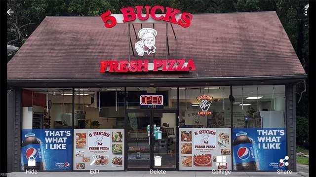 17303 Warwick Blvd, Newport News, VA 23608 (#10299932) :: Abbitt Realty Co.