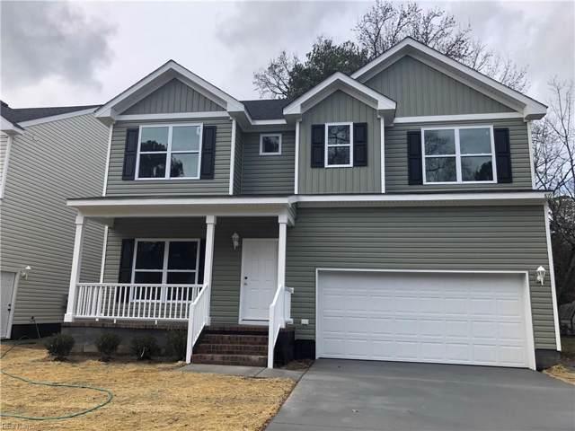 819 Oak Ave, Norfolk, VA 23502 (MLS #10299935) :: Chantel Ray Real Estate