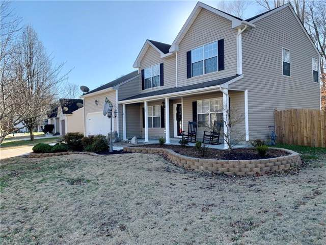 110 Misty Ridge Ln, Suffolk, VA 23434 (#10299936) :: Kristie Weaver, REALTOR