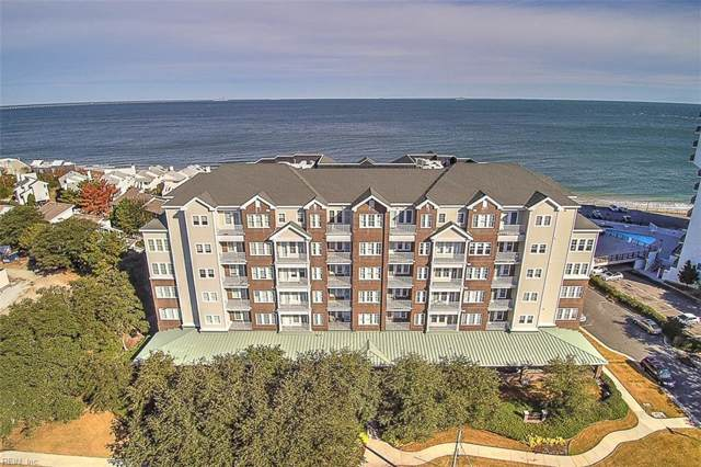 3800 Dupont Cir #201, Virginia Beach, VA 23455 (MLS #10299937) :: Chantel Ray Real Estate