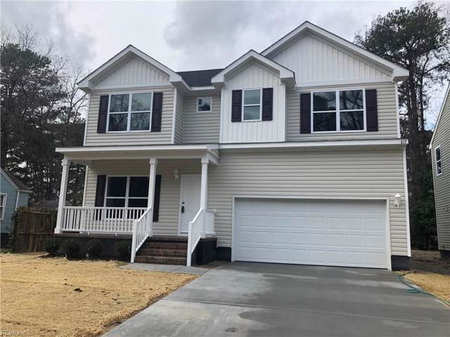 817 Oak Ave, Norfolk, VA 23502 (MLS #10299939) :: Chantel Ray Real Estate