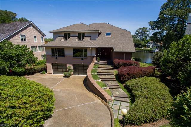 1224 Crystal Lake Cir, Virginia Beach, VA 23451 (MLS #10299968) :: Chantel Ray Real Estate