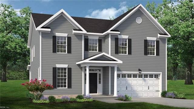 54 Mill Creek Ct, Hampton, VA 23663 (#10299978) :: Kristie Weaver, REALTOR