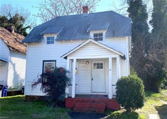 72 Hobson St, Portsmouth, VA 23704 (MLS #10299992) :: Chantel Ray Real Estate