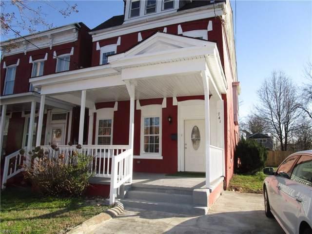 741 Washington Ave, Norfolk, VA 23504 (MLS #10300045) :: Chantel Ray Real Estate