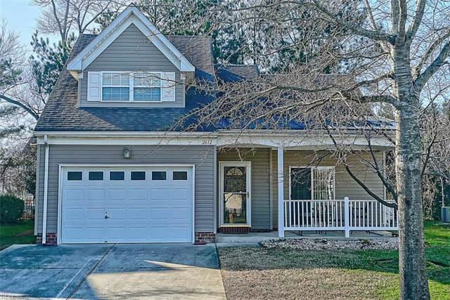 2612 Einstein Dr, Virginia Beach, VA 23456 (#10300048) :: Austin James Realty LLC