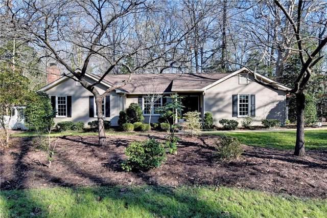 203 Woodbine Dr, James City County, VA 23185 (MLS #10300063) :: Chantel Ray Real Estate
