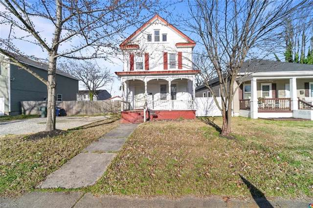 1414 Colon Ave, Norfolk, VA 23523 (MLS #10300119) :: Chantel Ray Real Estate