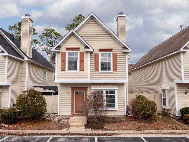 815 Snead Dr, Newport News, VA 23602 (#10300130) :: Berkshire Hathaway HomeServices Towne Realty
