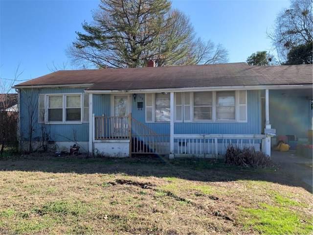 108 Fox Hill Rd, Hampton, VA 23669 (#10300169) :: Kristie Weaver, REALTOR