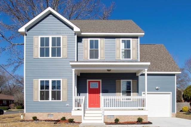 1209 Shell Rd, Hampton, VA 23661 (#10300177) :: Berkshire Hathaway HomeServices Towne Realty