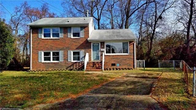 116 Ethel Dr, Hampton, VA 23666 (MLS #10300202) :: Chantel Ray Real Estate