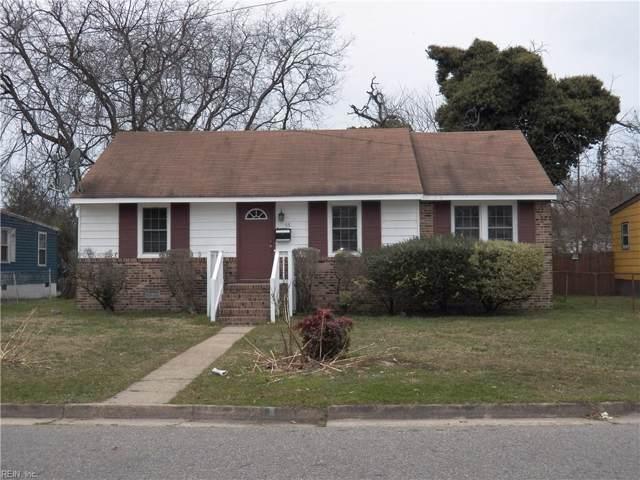 55 Huffman Dr, Hampton, VA 23669 (#10300243) :: AMW Real Estate