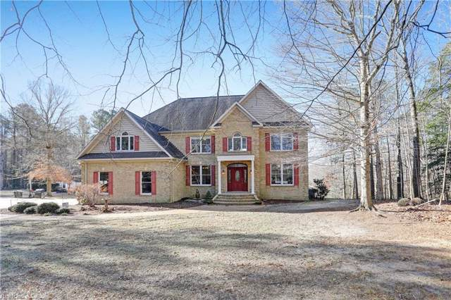 10132 Pond Ridge Ln, Gloucester County, VA 23061 (#10300245) :: Austin James Realty LLC