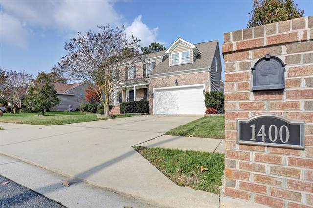 1400 Kemp Bridge Dr, Chesapeake, VA 23320 (MLS #10300269) :: Chantel Ray Real Estate