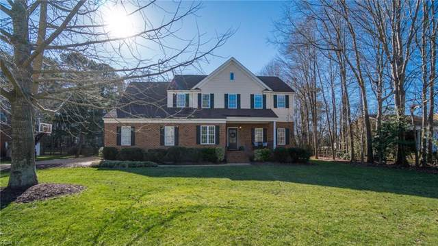 23 Ferguson St, Poquoson, VA 23662 (MLS #10300294) :: Chantel Ray Real Estate
