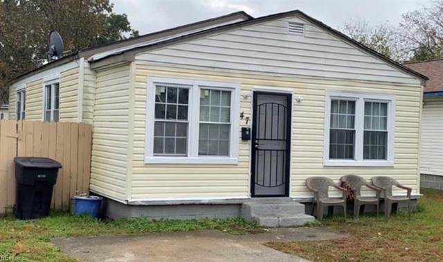 47 Gilmerton Ave, Portsmouth, VA 23704 (#10300365) :: Elite 757 Team