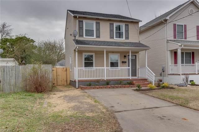 627 Pennsylvania Ave, Hampton, VA 23661 (#10300385) :: Berkshire Hathaway HomeServices Towne Realty