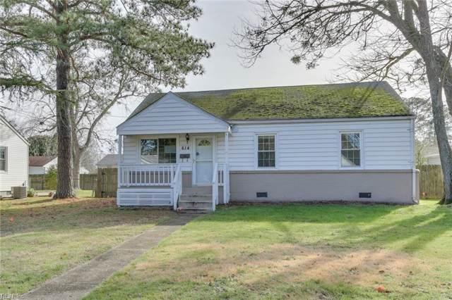 614 Randolph Rd, Newport News, VA 23605 (MLS #10300447) :: Chantel Ray Real Estate