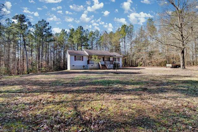 10501 Alpine Rd, Charles City County, VA 23030 (MLS #10300471) :: Chantel Ray Real Estate