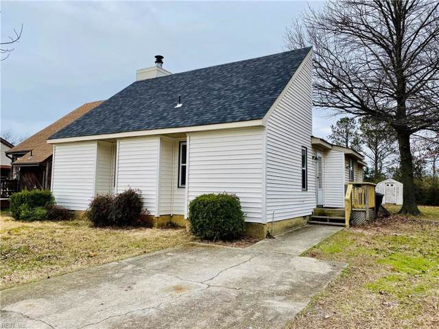 5623 Parish Ln, Portsmouth, VA 23703 (#10300482) :: Rocket Real Estate