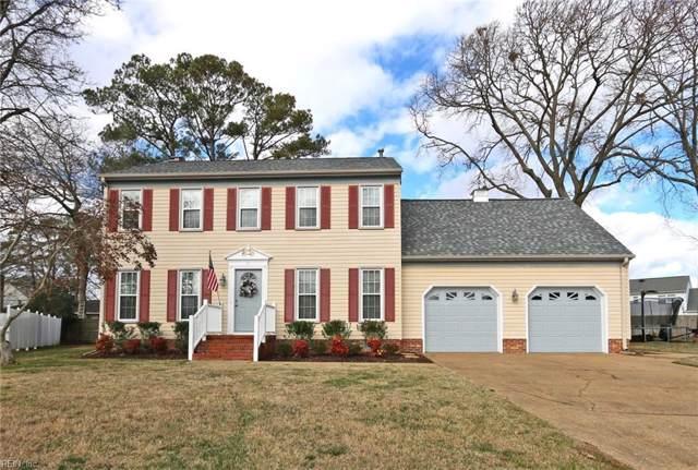 8 Stirrup Ct, Hampton, VA 23664 (MLS #10300513) :: Chantel Ray Real Estate