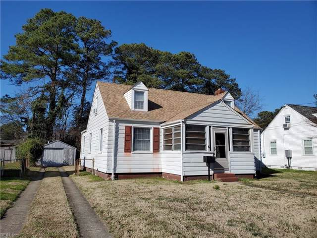 6 Montgomery St, Portsmouth, VA 23707 (#10300535) :: Elite 757 Team