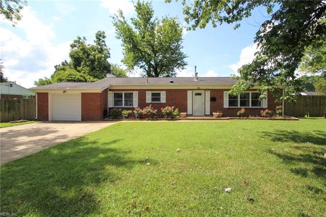 85 Wheatland Dr, Hampton, VA 23666 (#10300560) :: AMW Real Estate