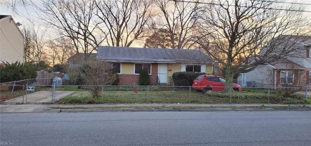 806 Lemaster Ave, Hampton, VA 23669 (MLS #10300576) :: Chantel Ray Real Estate